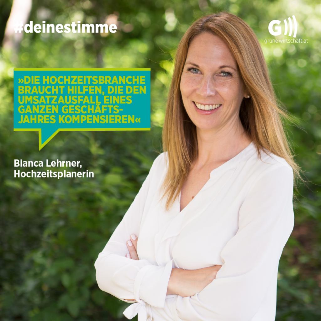 Deine Stimme Bianca Lehrner