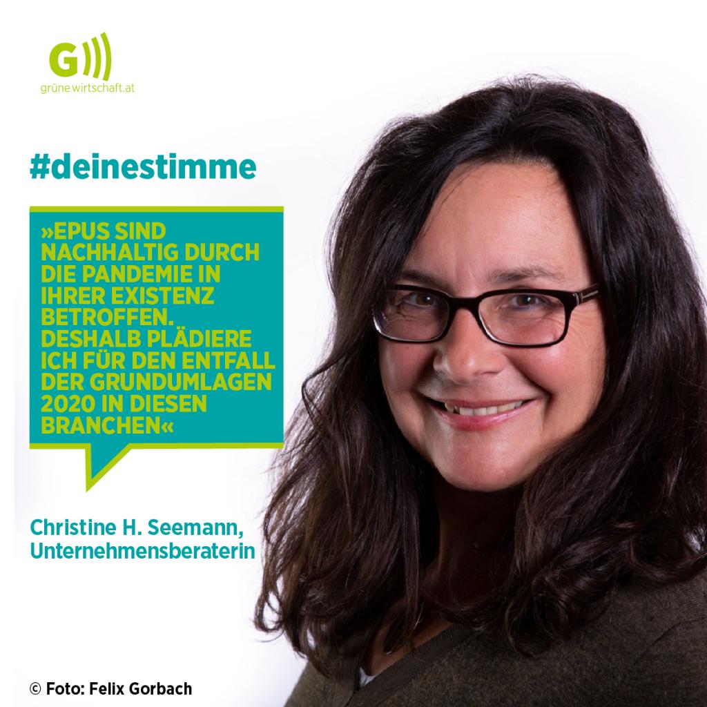 Deine Stimme Christine Seemann